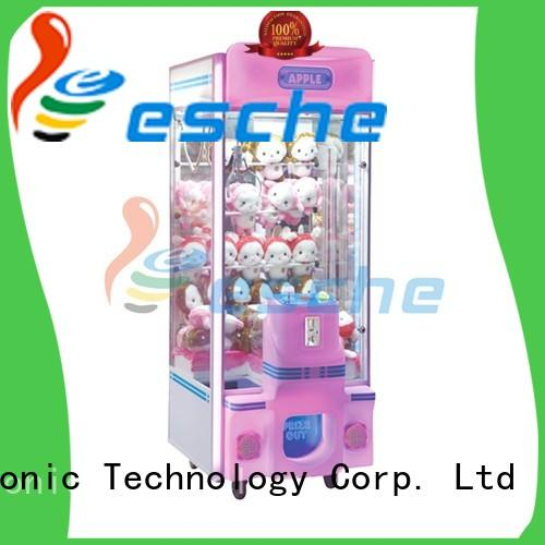 Leesche Brand rider 720 lottery claw arcade game platform