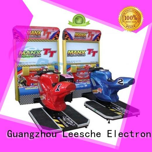 classic arcade game machines lottery machines Leesche Brand company