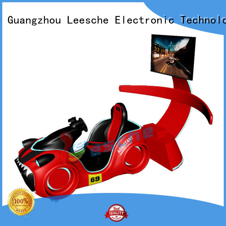 Quality Leesche Brand degree horseback riding simulator