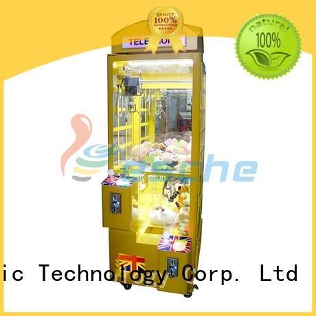 plush claw machine parts arcade in the park Leesche