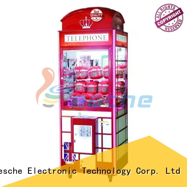 toys key master game machine plush in the park Leesche