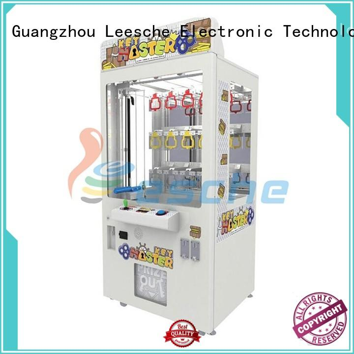 Quality Leesche Brand claw arcade game hero