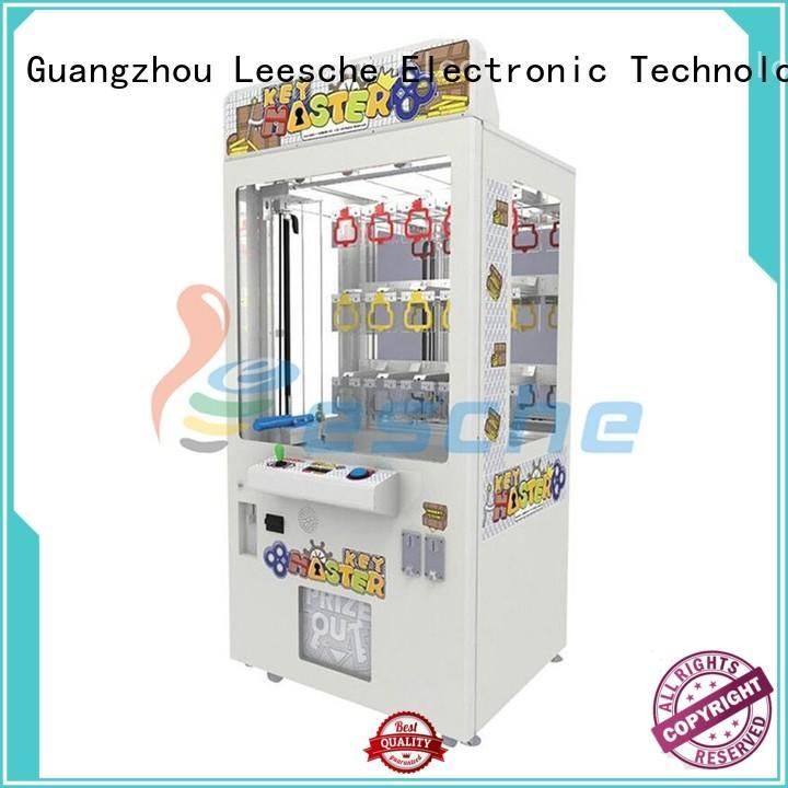 Quality Leesche Brand claw arcade game hero