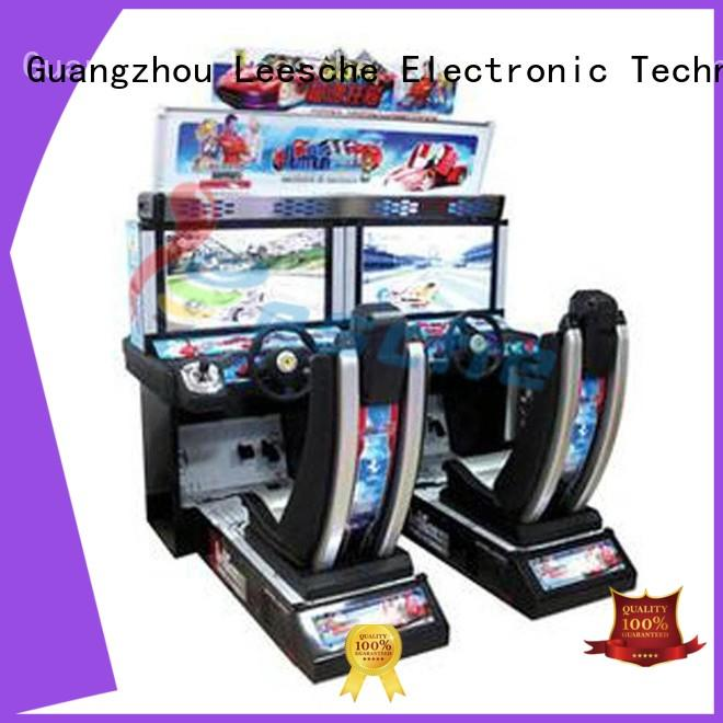 Wholesale racing classic arcade game machines Leesche Brand