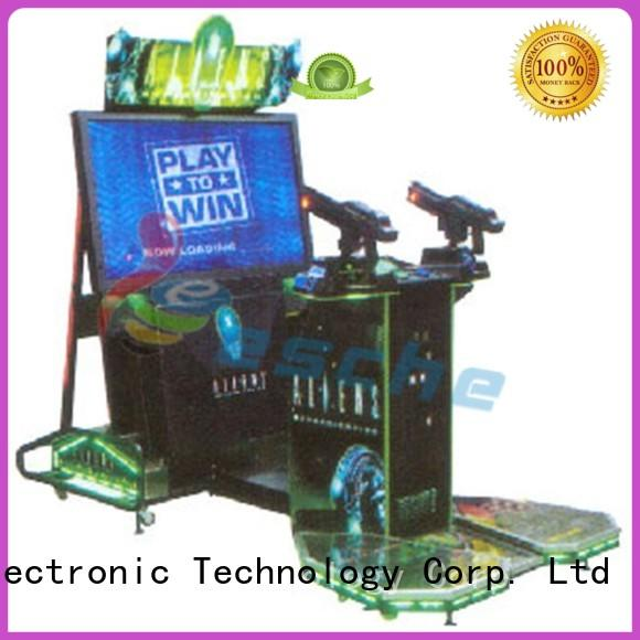 hunting redemption ar screens Leesche Brand arcade machine supplier
