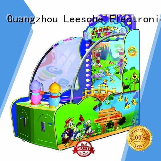 Leesche Brand beans gatling custom classic arcade game machines