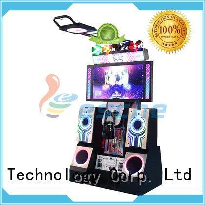 vr newest arcade dance dance revolution arcade machine Leesche