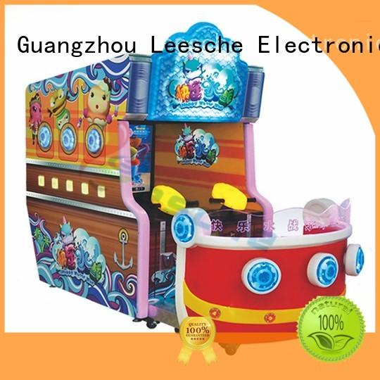 naughty simulator arcade machine hockey manx Leesche company
