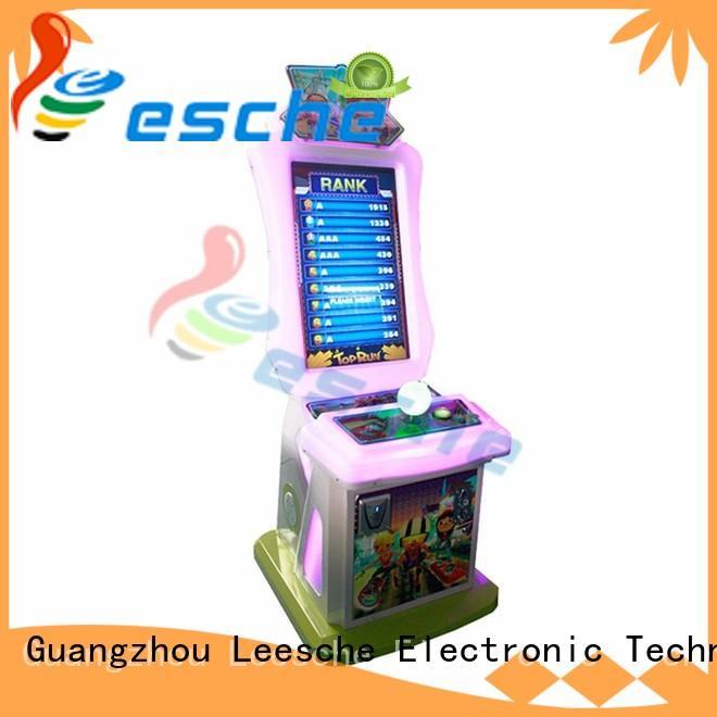 classic arcade game machines sensing piano hot sale Leesche Brand arcade machine