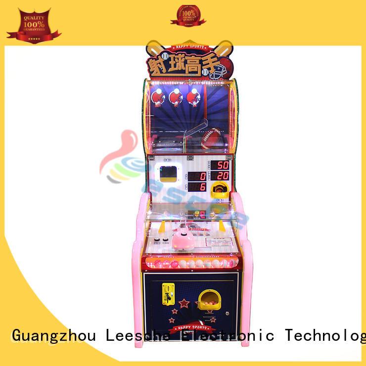 super arcade video game machines on the street Leesche
