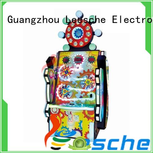 Leesche Brand ball arcade machine 100 factory