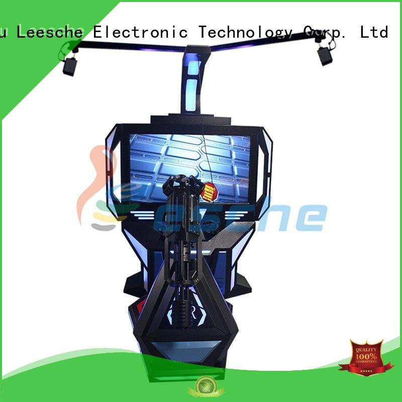 racing slide trendy vr shooting games hitting Leesche Brand