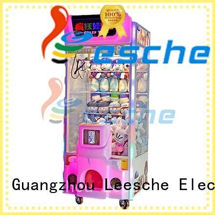 claw arcade game vive arrival the claw machine Leesche Brand