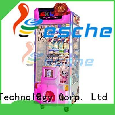 machine machines gift sale Leesche claw arcade game