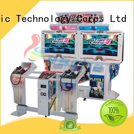 Hot classic arcade game machines rider Leesche Brand