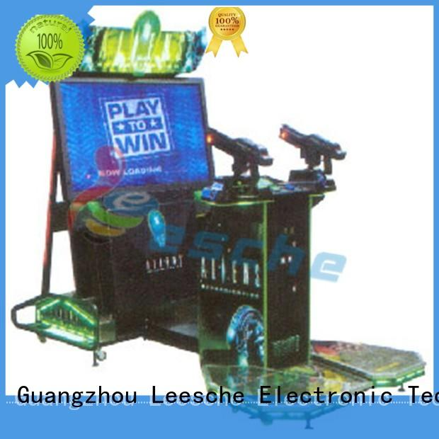 Quality Leesche Brand virtual arcade machine