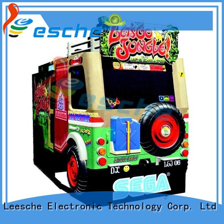 Leesche Brand hot sale pitching classic arcade game machines 12d