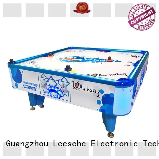 Leesche operated buy arcade game machines easy operated in Shopping mall