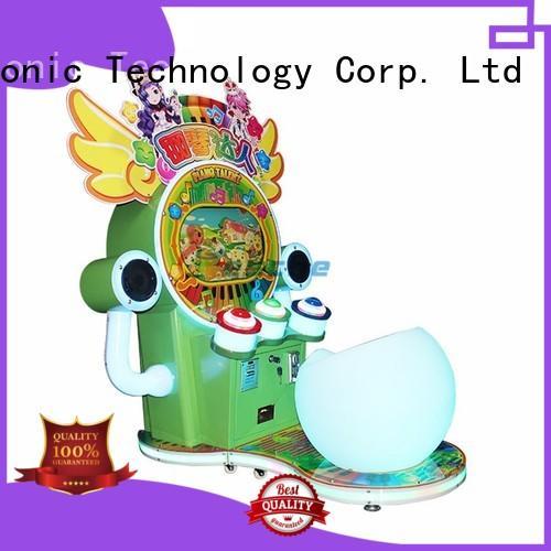 Leesche Brand dynamic money dance somatosensory arcade machine
