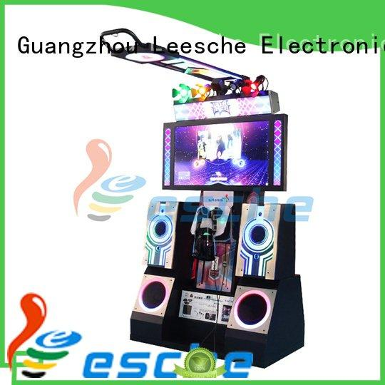 dance dance revolution arcade machine dancing dance vr Leesche