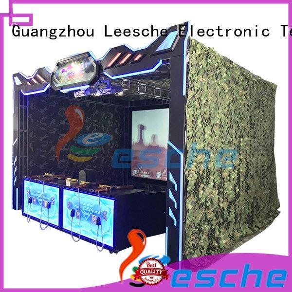shooting machine hunting arcade game Leesche