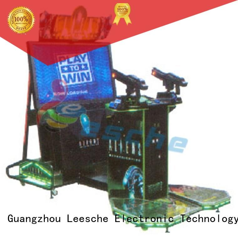 classic arcade game machines claw vibrating split Leesche Brand company