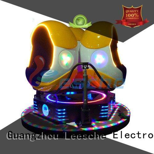 vr gaming chair cinema vr chair interactive Leesche