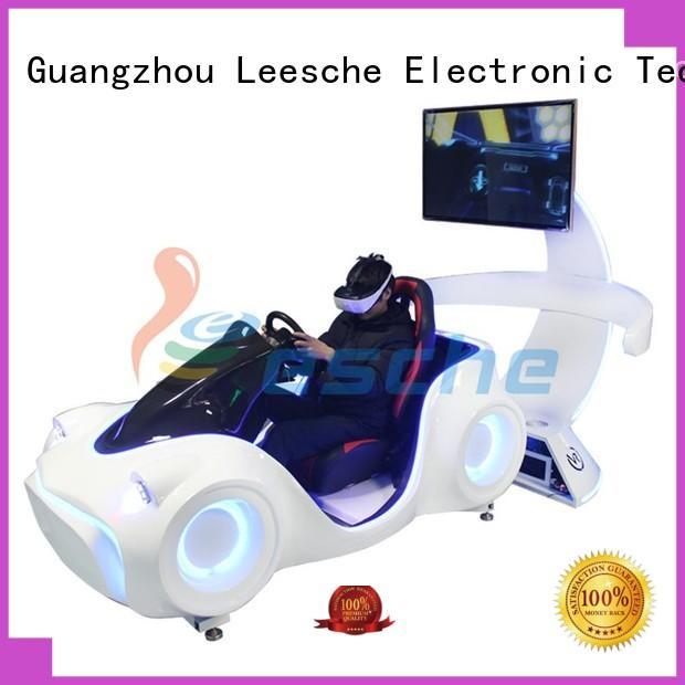 Leesche Brand horse skiing sensing horseback riding simulator manufacture