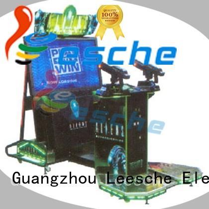 Leesche Brand arcade rowing view custom classic arcade game machines