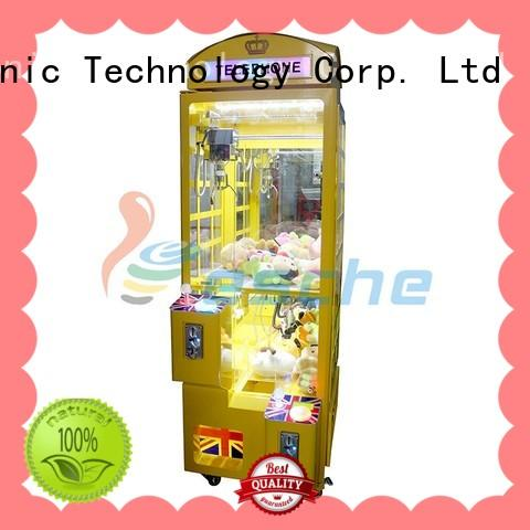 Leesche enjoyable crane machine inspiring your imagination in Shopping mall