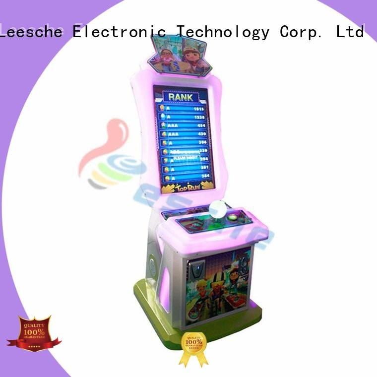Leesche luxury used arcade game machines on the street