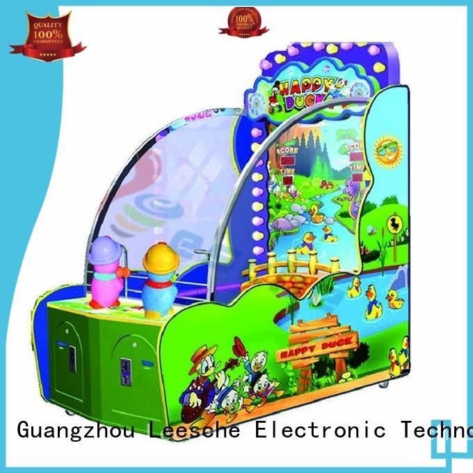 Leesche Brand driving hitting degree classic arcade game machines