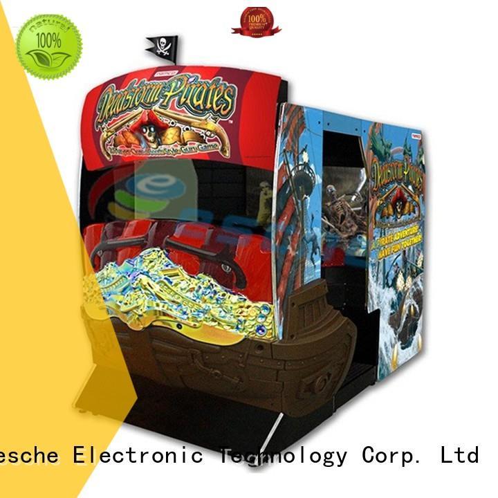 Leesche Brand simulation music classic arcade game machines pirate