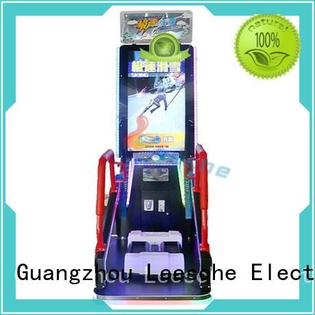 Leesche Brand beans classic arcade game machines coinoperated supplier