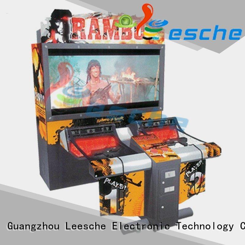 Leesche Brand gift dynamic classic arcade game machines lost supplier