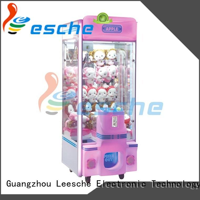 Leesche claw machine game for sale inspiring your imagination in Shopping mall