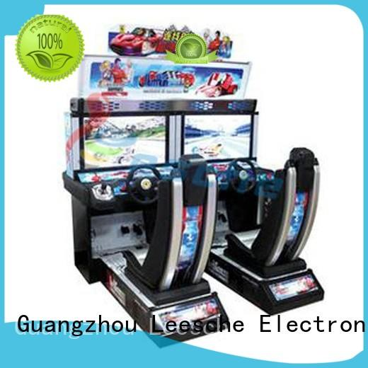 professional lollipop walker Leesche Brand classic arcade game machines manufacture