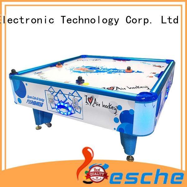 design air hockey amusement Leesche arcade machine