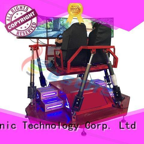 Leesche Brand coinoperated horseback riding simulator