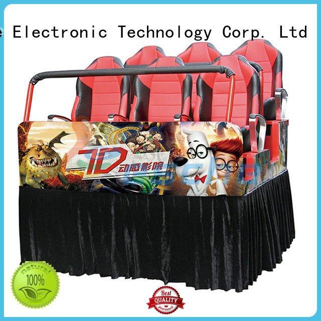 mobile truck platform 5d cinema for sale Leesche