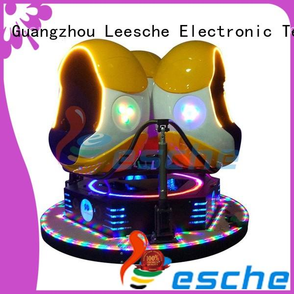 Wholesale motorbike vr gaming chair chair Leesche Brand