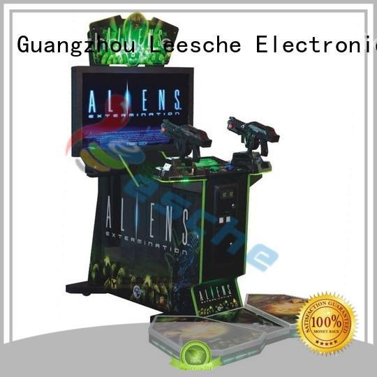 Custom movies arcade machine toy Leesche